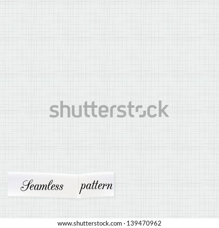 line seamless pattern can be used for website background and greeting cards or cover decoration - stock vector