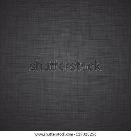 Linen Background Texture - stock vector
