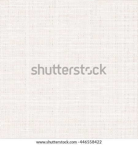 Linen paper texture. Canvas. Abstract vector. - stock vector