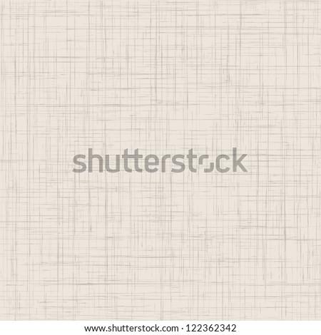 Linen texture - stock vector