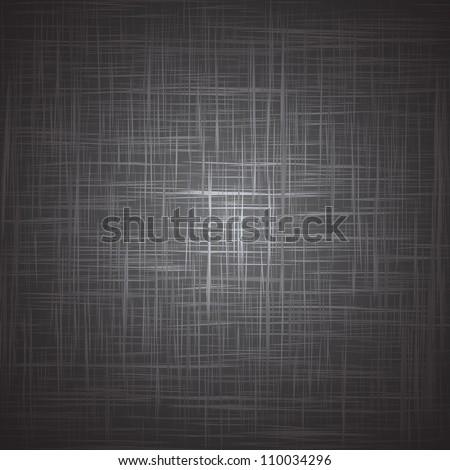 Linen Texture Background - stock vector