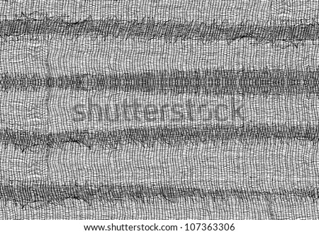 Lines of bandage texture. Seamless pattern. - stock vector