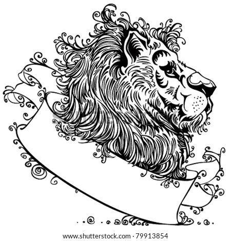 lion tattoo stock photos images amp pictures shutterstock