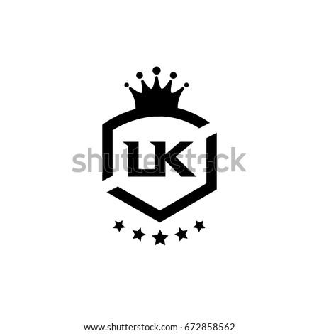 Lk Logo Stock Vector 672858562 - Shutterstock