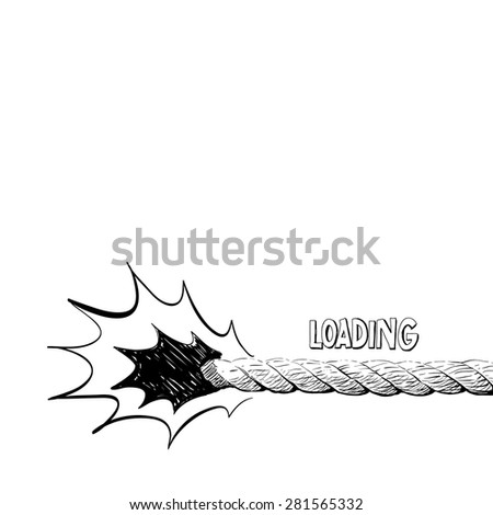 Electrical Fuse Vector Loading Safety Fuse Vector