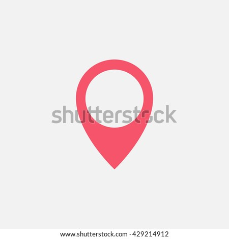 Location icon, Location icon eps10, Location icon vector, Location icon eps, Location icon jpg, Location icon picture, Location icon flat, Location icon app, Location icon web, Location icon art - stock vector