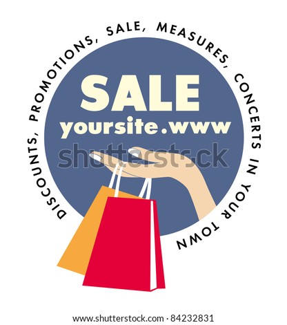 logo company of discounts and promotions