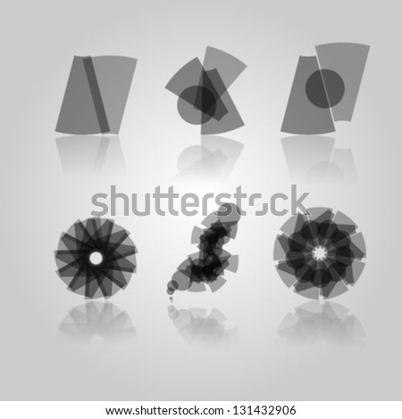 Logo Element - stock vector