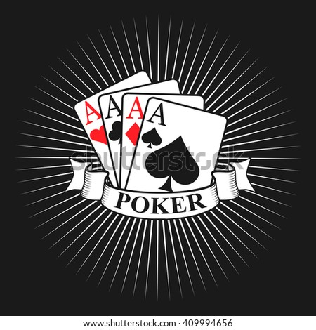 Logo for poker and casino