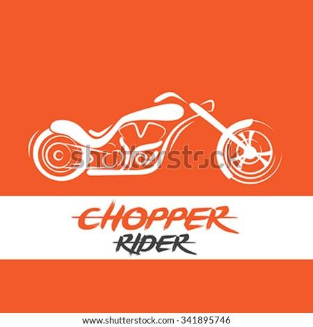 Logo Motor Club vector - stock vector
