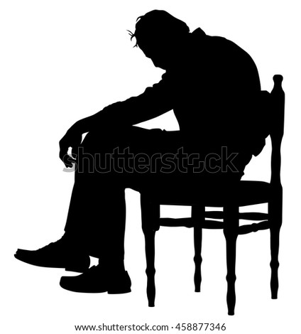 Chair Silhouette Stock Images RoyaltyFree Images Vectors
