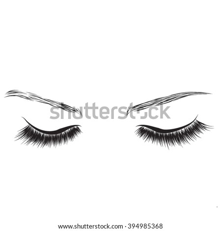 how to draw eyelashes makeup