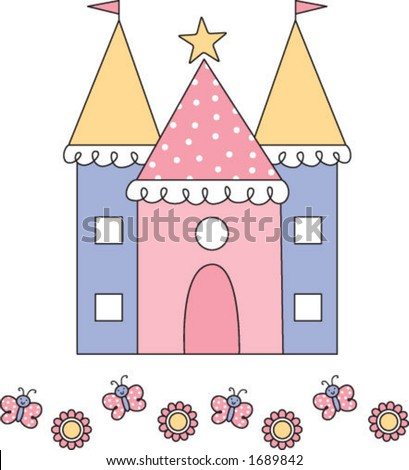 look for my matching princess illustration