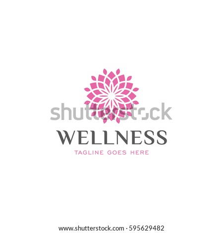 lotus   logo icon vector template