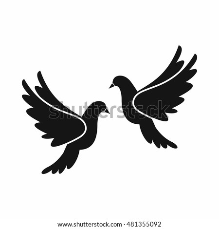 Lovebirds Drawing Stock Images, Royalty-Free Images ...