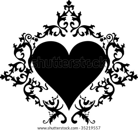 loving - stock vector