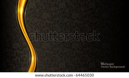 Luxury Background, eps10 - stock vector
