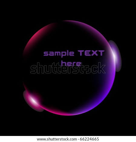 Luxury background with space for your text - stock vector