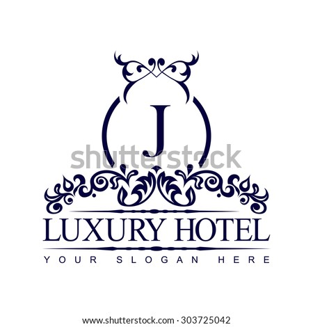 Fashion logo stock images royalty free images vectors for Boutique hotel logo