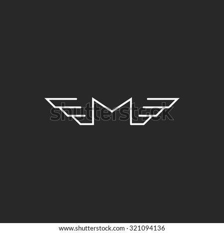 Wings Logo Stock Images, Royalty-Free Images & Vectors ...