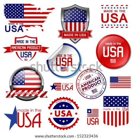Made In Usa Stock Images, Royalty-Free Images & Vectors | Shutterstock