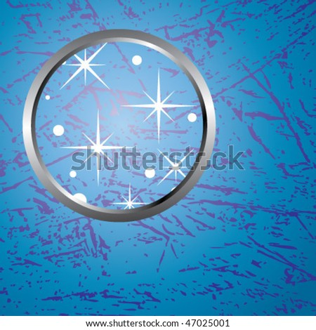 magic background - stock vector