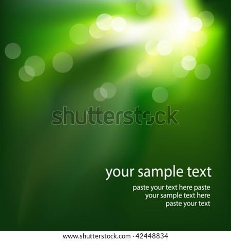 Magic neon festive lights. Vector illustration. (Rgb-model). - stock vector