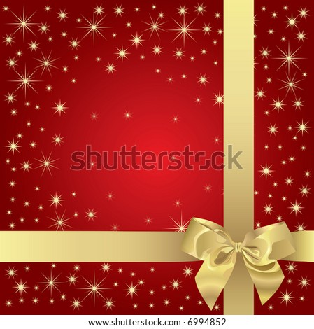 Magic Present (vector). In the gallery also available XXL jpeg image made from this vector - stock vector