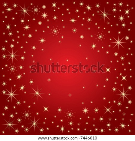 Magic Stars (vector). In the gallery also available XXL jpeg image made from this vector - stock vector