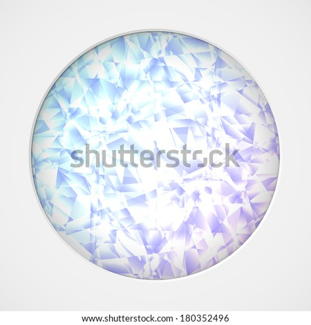 Magical colorful background  - stock vector
