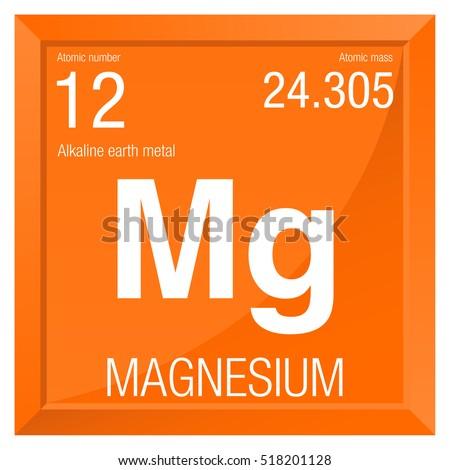 Magnesium symbol element number 12 periodic stock vector 518201128 magnesium symbol element number 12 of the periodic table of the elements chemistry urtaz Images