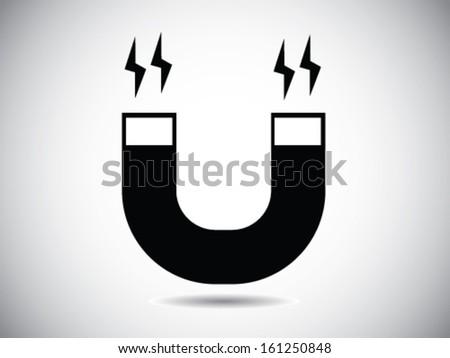 Magnet Symbol Stock Photo (Photo, Vector, Illustration) 161250848 ...