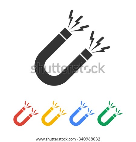 Ungewöhnlich Magnetsymbol Fotos - Elektrische ...