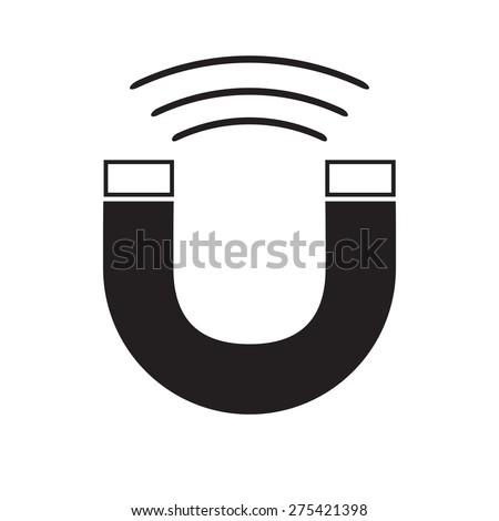 Magnet Symbol Icon Stock-Vektorgrafik 275421398 – Shutterstock