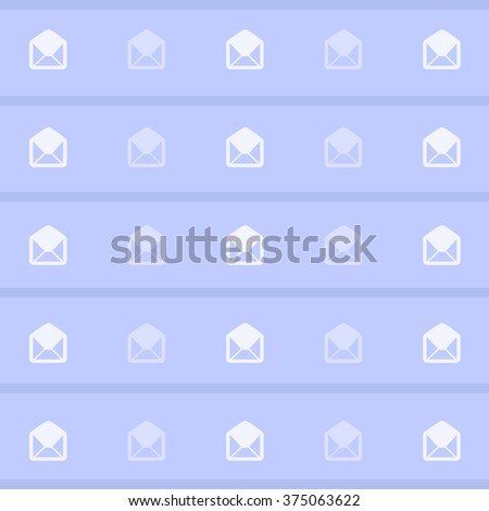 Mail icon set Vector EPS10, Great for any use. - stock vector