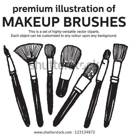 Fan Brush Stock Photos Images Amp Pictures Shutterstock