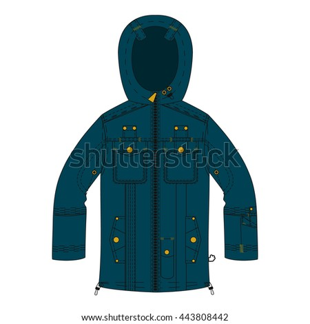 Jacket Stock Photos Royalty-Free Images &amp Vectors - Shutterstock