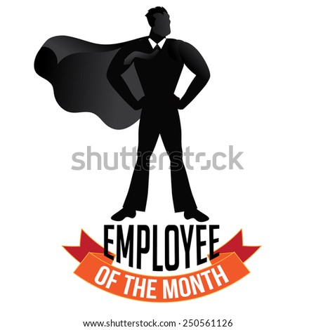stock-vector-male-employee-of-the-month-