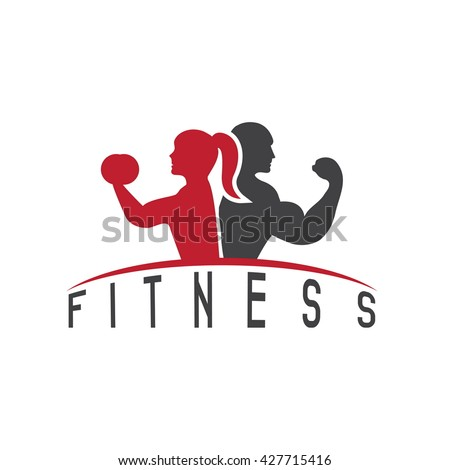 stock-vector-man-and-woman-of-fitness-si
