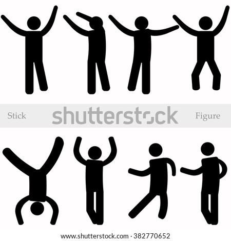 Man People Person Basic Body Dance Stock Vector Hd Royalty Free