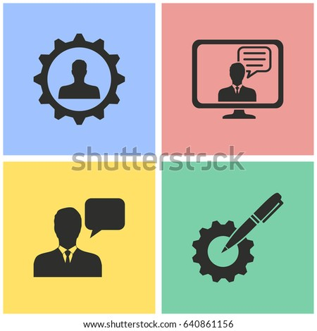 Management consulting stock images royalty free images for Graphic design consultant