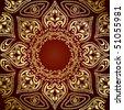 Mandala Pattern - stock vector