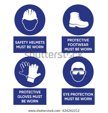 Safety Signs Stock Ima...