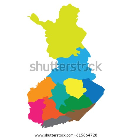 Map countries finland stock vector 615864728 shutterstock map countries finland gumiabroncs Images