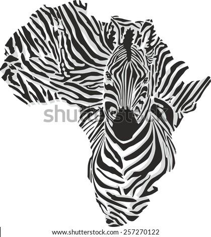 Zebra skin vector free vector download (276 Free vector) for ...