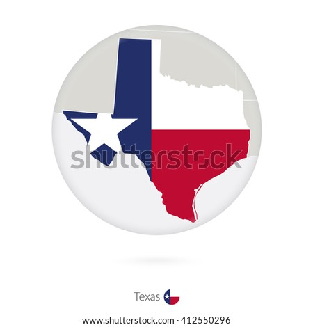 Texas State Map Waving Flag Us Stock Vector Shutterstock - Us state flag map