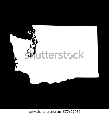 Washington State Stock Images RoyaltyFree Images Vectors - Washington state falling off the us map