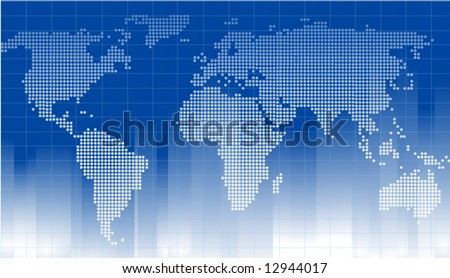 Map of the World Background
