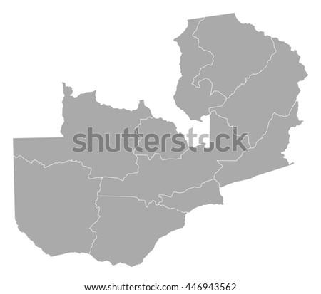 Zambia map imgenes pagas y sin cargo y vectores en stock map zambia gumiabroncs Gallery