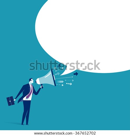 Marketing. Business concept - stock vector